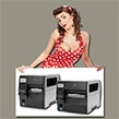 Nowe drukarki: Zebra ZT410 i Zebra ZT420